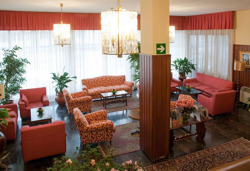 Zone comuni Hotel Columbus Firenze