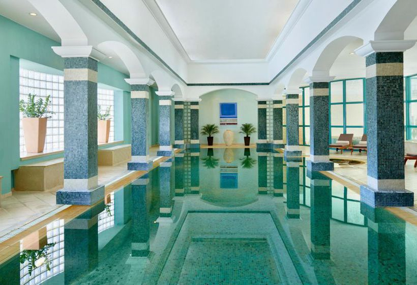 Hotel Intercontinental Amman Jordan In Amman Starting At 73 Destinia