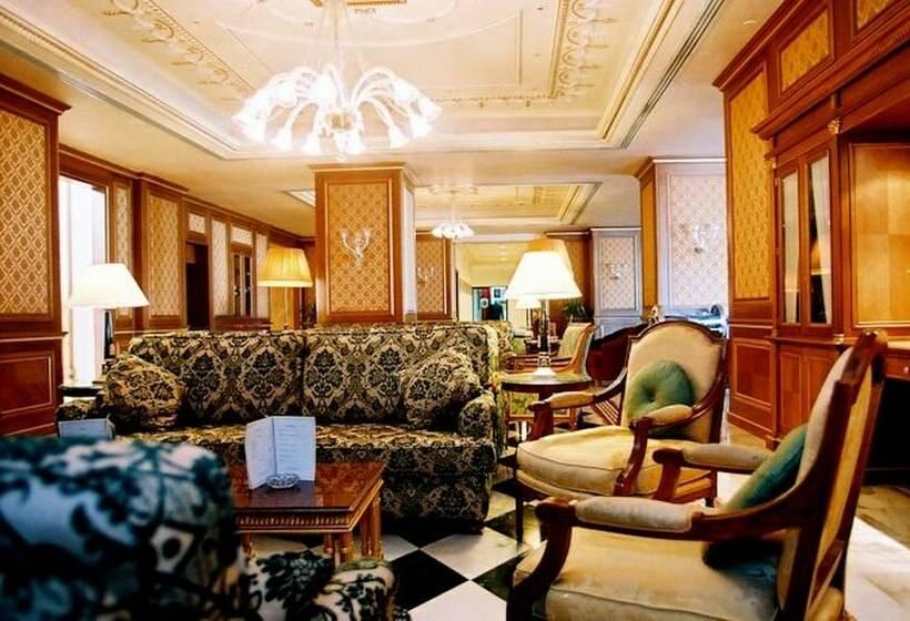 Zonas comuns Hotel Regency Palace Amman Amã