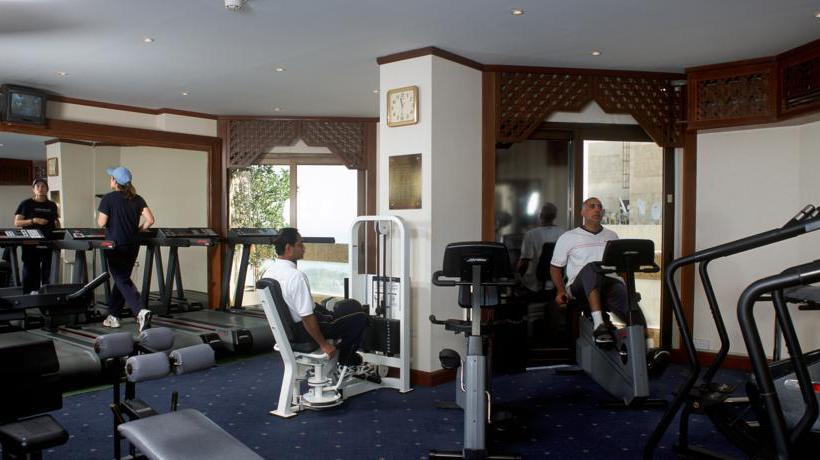 Sports facilities Hotel Safir International Kuwait