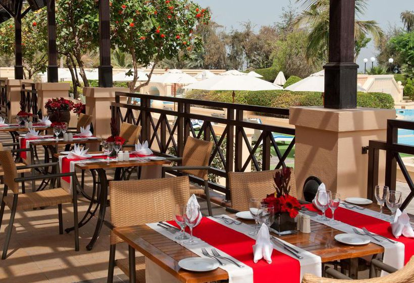 Restaurante Hotel Intercontinental Muscat Mascat