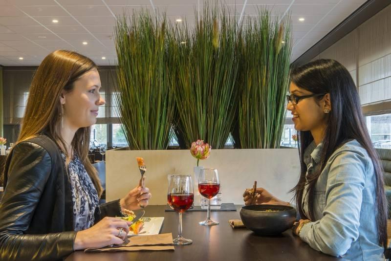 Cafeteria Hotel Best Western Plus Airport Rotterdam