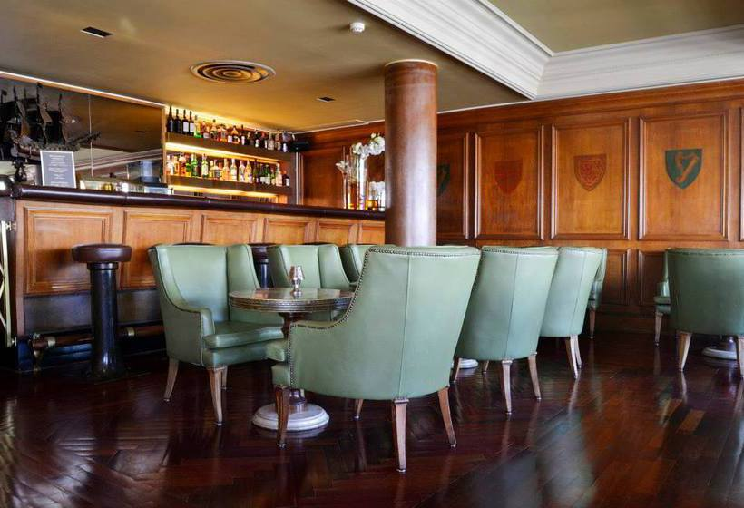 カフェ ホテル Eduardo VII リスボン
