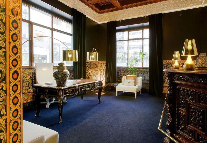 Hôtel Infante Sagres Porto