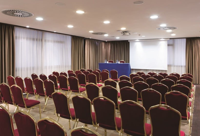 Konferenzräume Best Western Plus Tower Hotel Bologna