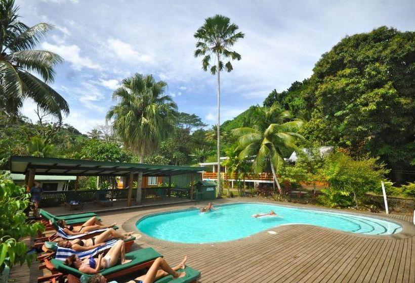 Daku Resort سافوسافو
