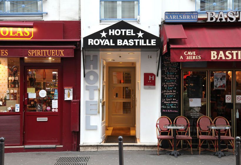 Hotel Royal Bastille Paris
