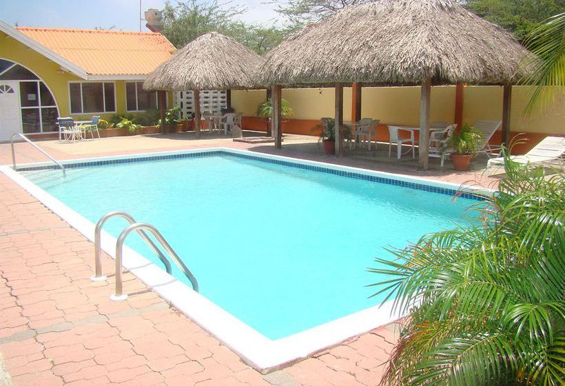 Hôtel Coconut Inn Oranjestad