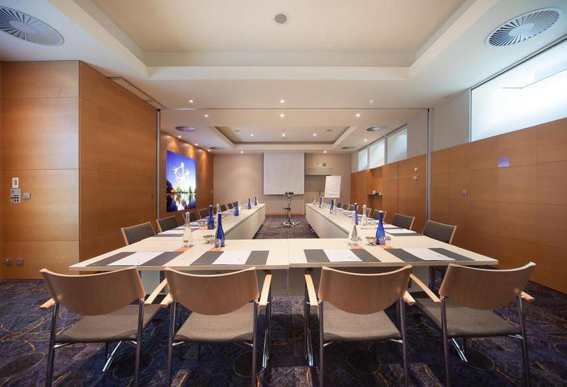 Salas de reuniões Hotel Berlaymont Brussels EU Bruxelas