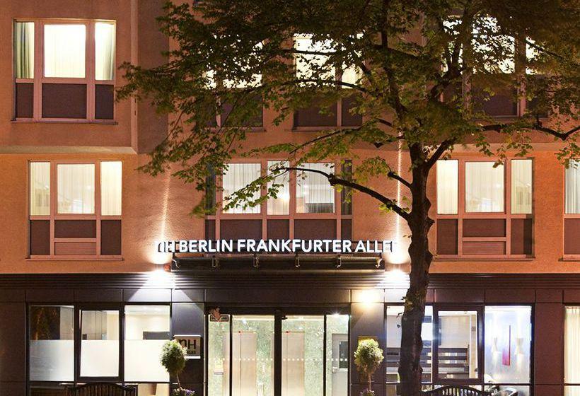 h tel nh berlin frankfurter allee berlin partir de 26 destinia. Black Bedroom Furniture Sets. Home Design Ideas