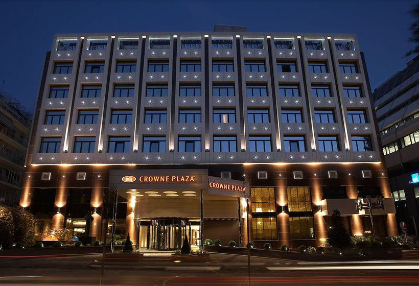 Crowne Plaza Athens City Centre Hotel Atenas