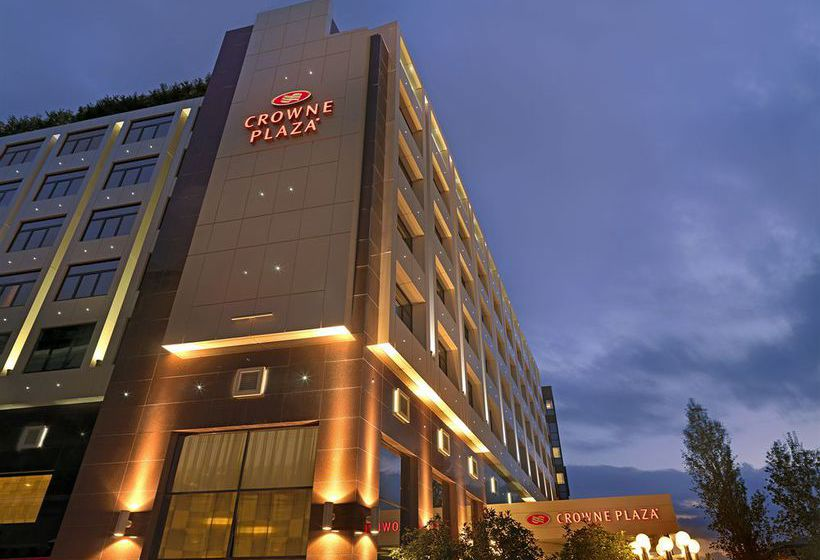 Crowne Plaza Athens City Centre Hotel