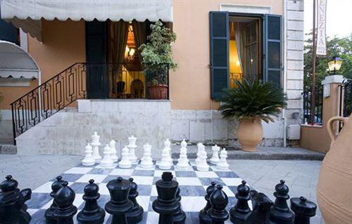 Hotel Bella Venezia Corfu