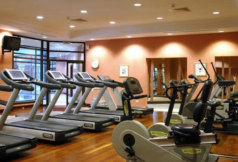 Sport center Hotel Hyatt Regency Thessaloniki Salónica