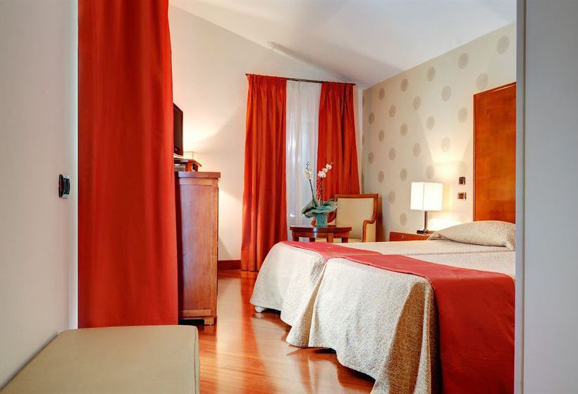 ホテル Delle Nazioni ローマ