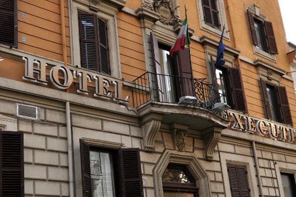 ホテル Executive ローマ
