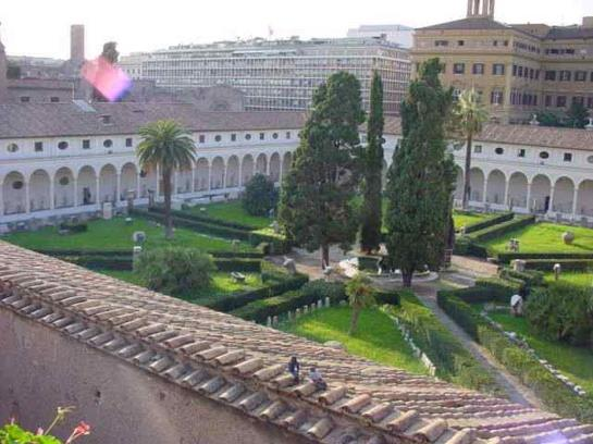 Hotel Pavia Roma