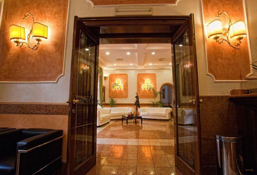 Hotel Vergilius Billia Nápoles