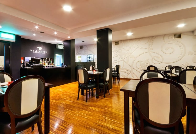 Restaurant Hôtel Wellington Figueira da Foz