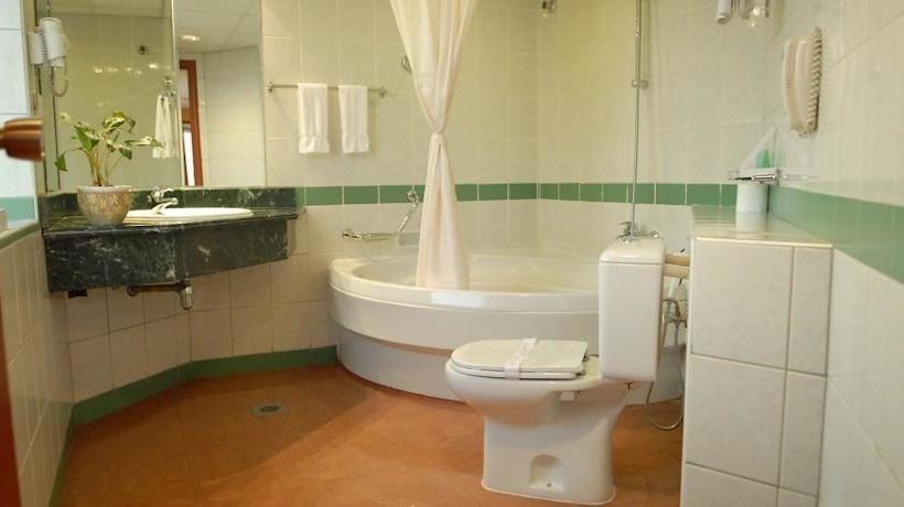 Casa de banho Hotel Panorama Grand Dubai