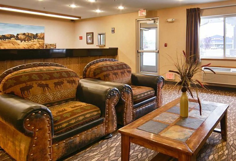 호텔 Best Western Pinedale Inn