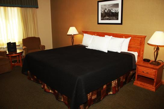 Hotel Best Western Pinedale Inn