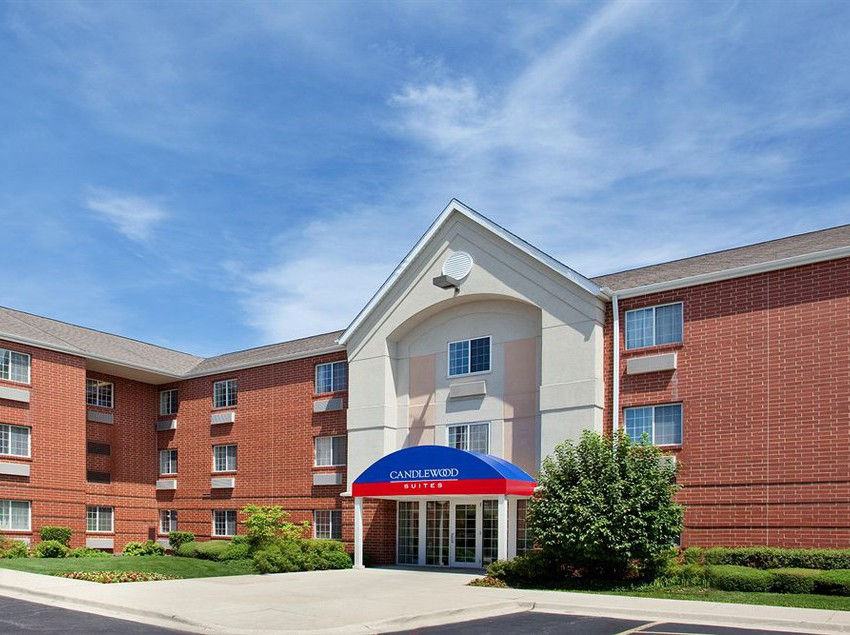 فندق Candlewood Suites Chicago Naperville Warrenville
