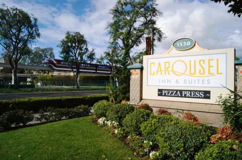 فندق Carousel Inn & Suites أنهايم