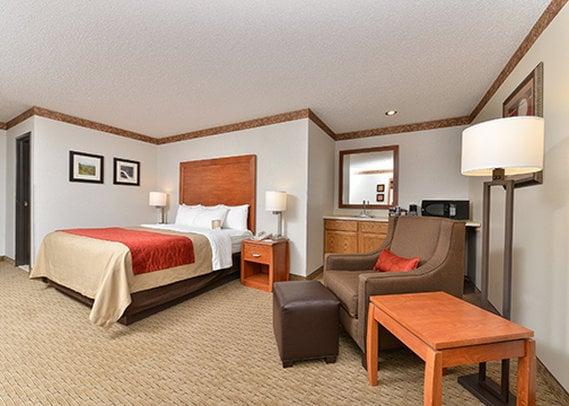 Hotel Comfort Inn Valentine