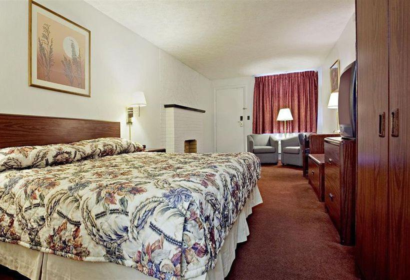 Hotel Americas Best Value Inn St. Albans Saint Albans