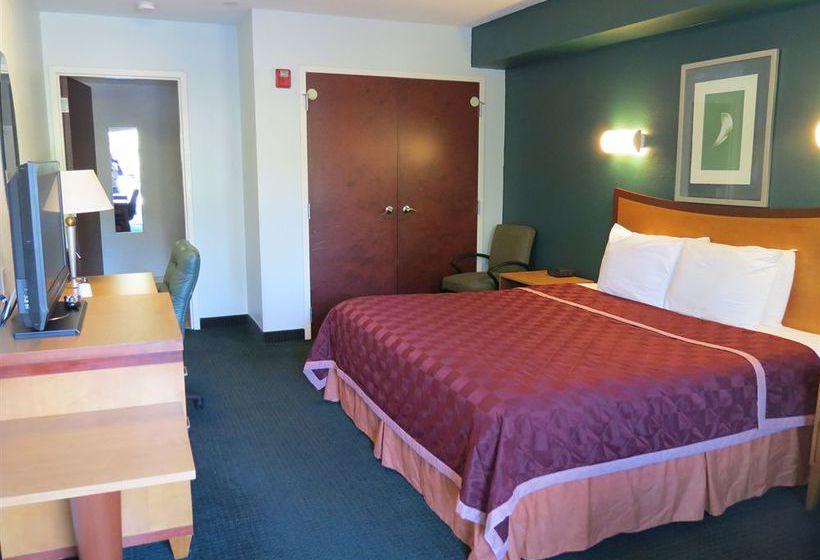 فندق على الطريق Executive Inn & Suites Upper Marlboro