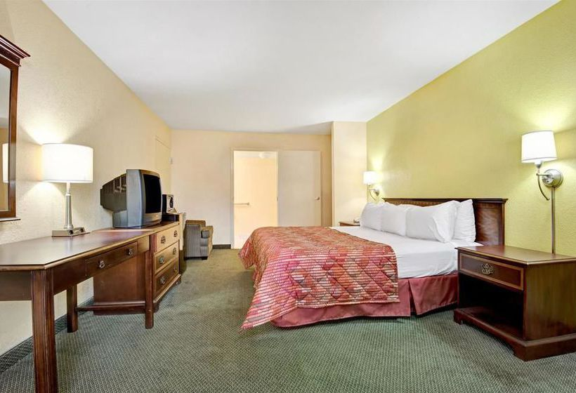 Zimmer Hotel Days Inn Montgomery Near Auburn University