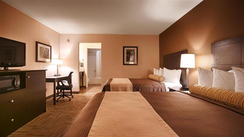 Hotel Best Western Yuba City Inn