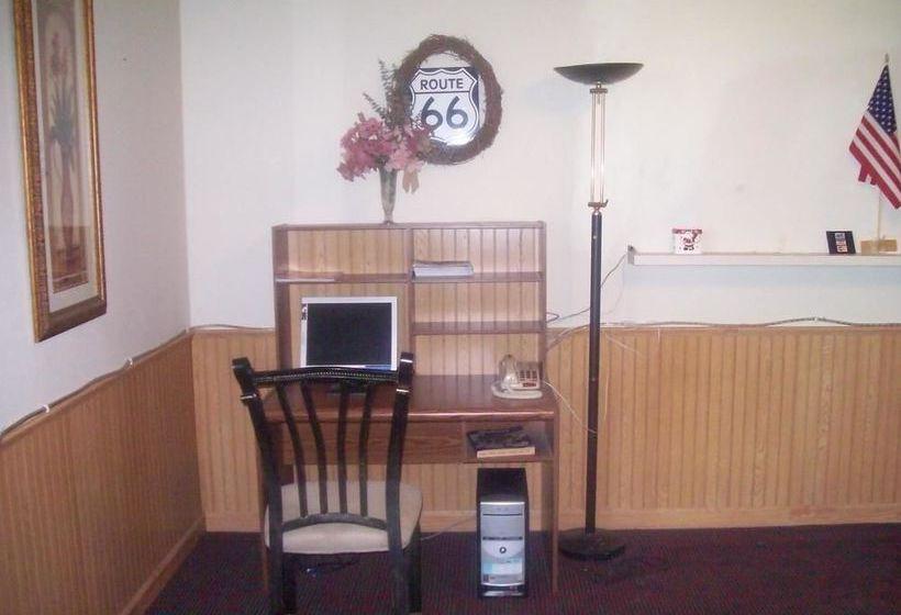 Motel Atlanta Inn Lincoln