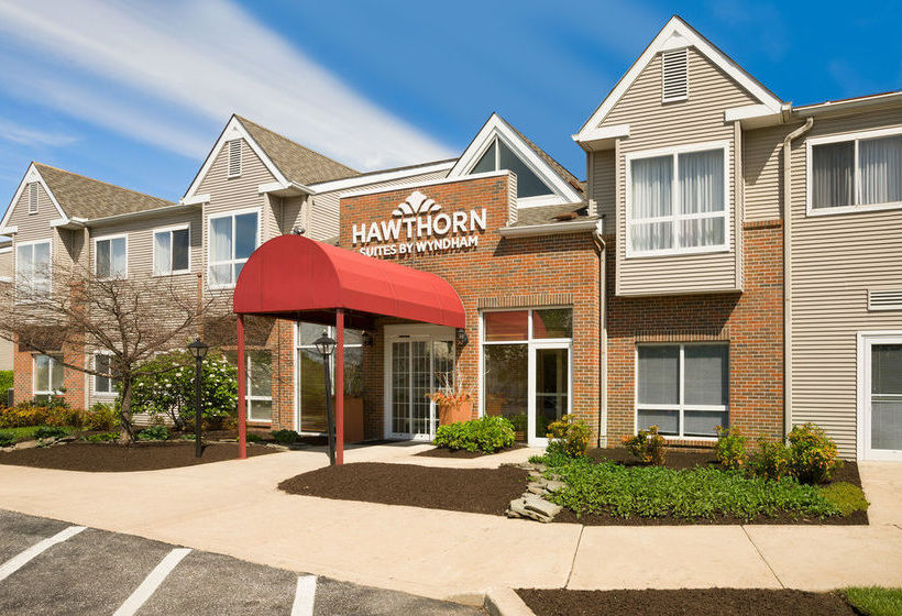레지던스 Hawthorn Suites by Wyndham Philadelphia Airport 필라델피아