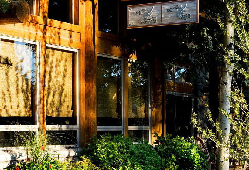 Hôtel Rusty Parrot Lodge Jackson Hole