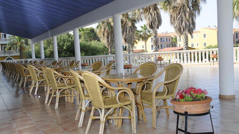 Cafétéria Aparthotel Blanc Palace Ciutadella