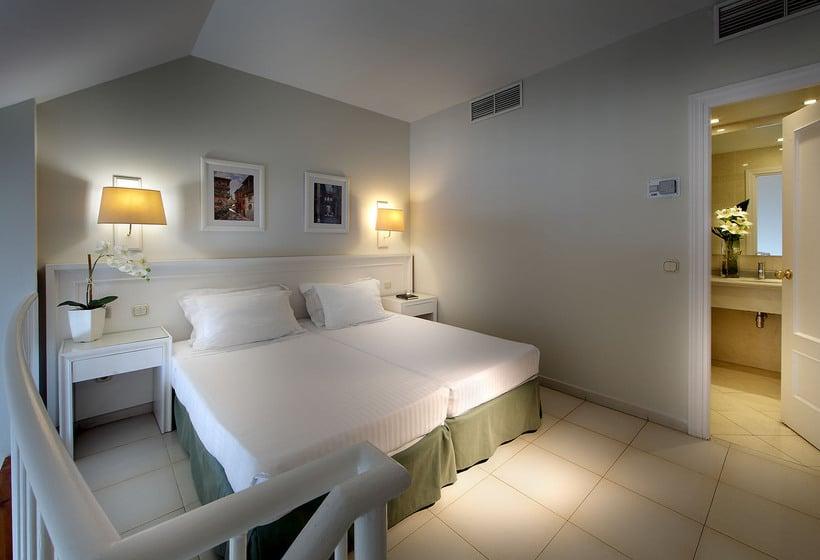 Habitación Exe Gran Hotel Solucar Sanlucar la Mayor