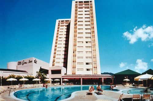 فندق Cristina Suites بويرتو دي لا كروز