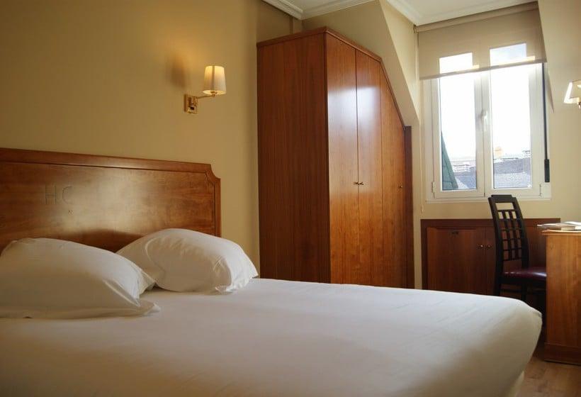Room Hotel El Retiro de Cardea Oviedo