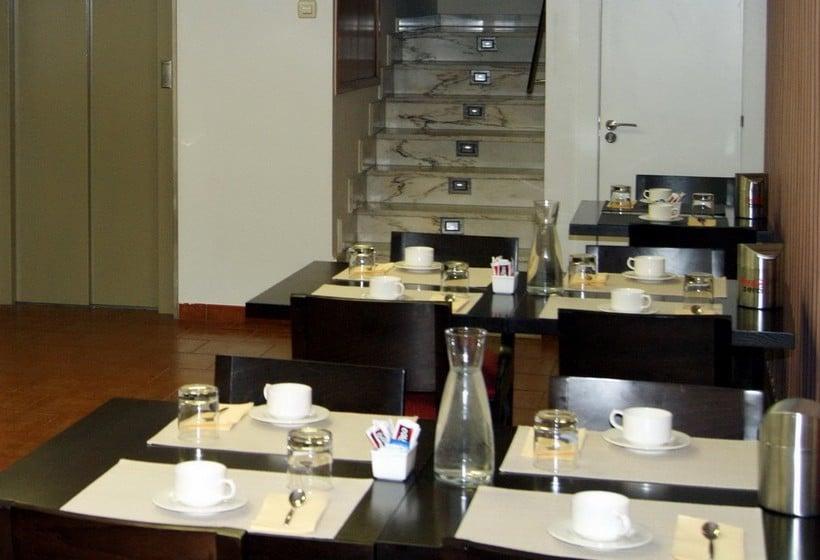 Restaurant Hotel El Retiro de Cardea Oviedo