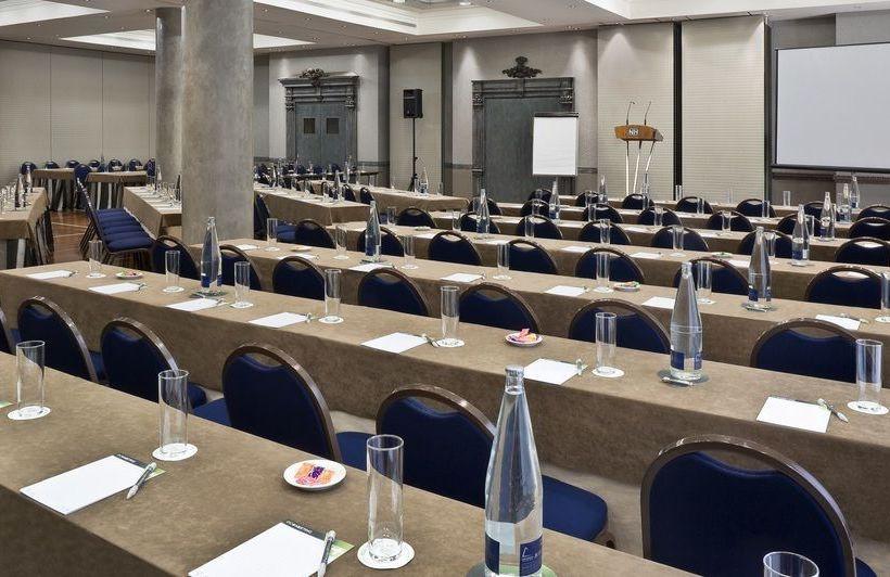 Zonas comunes Hotel NH Palacio de Vigo