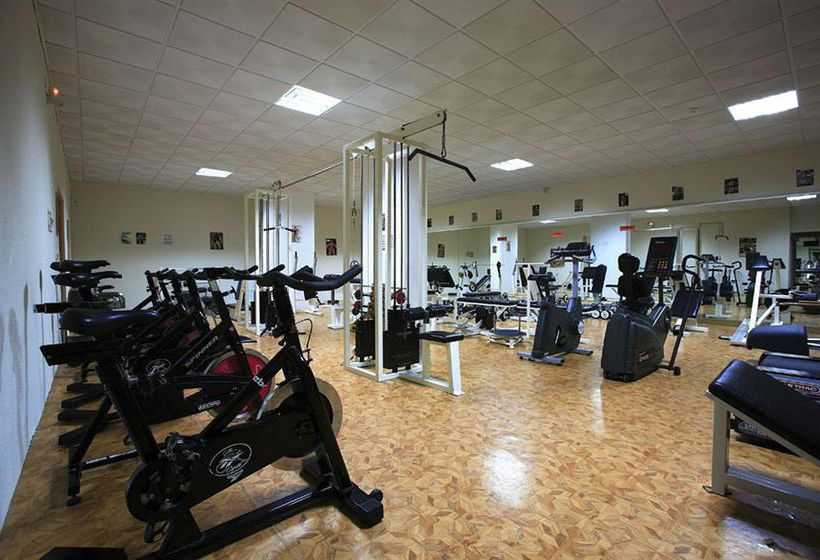 Sports facilities First Flatotel International Benalmadena