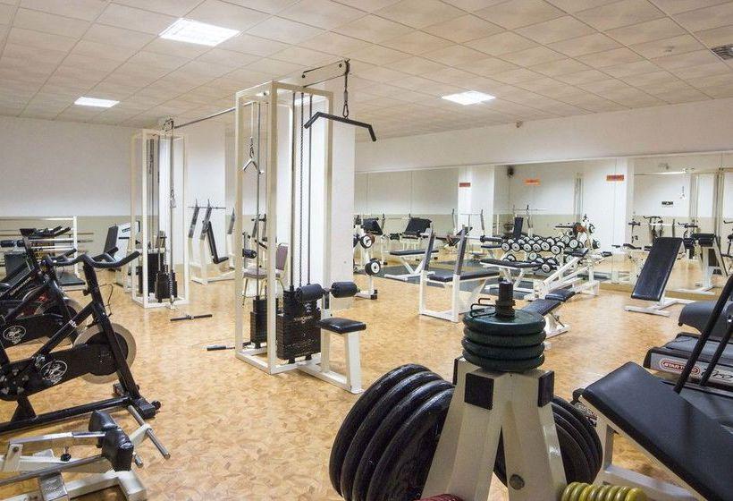 Sports facilities First Flatotel International Benalmadena