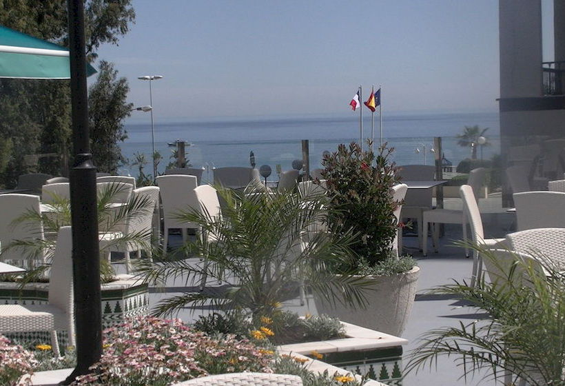 Terrace First Flatotel International Benalmadena