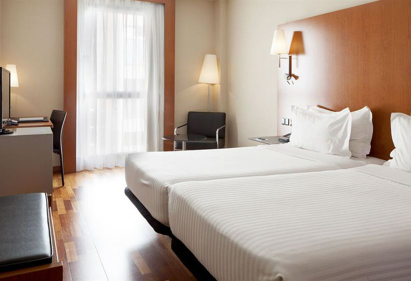 Room Hotel AC Zaragoza Los Enlaces by Marriott Saragossa