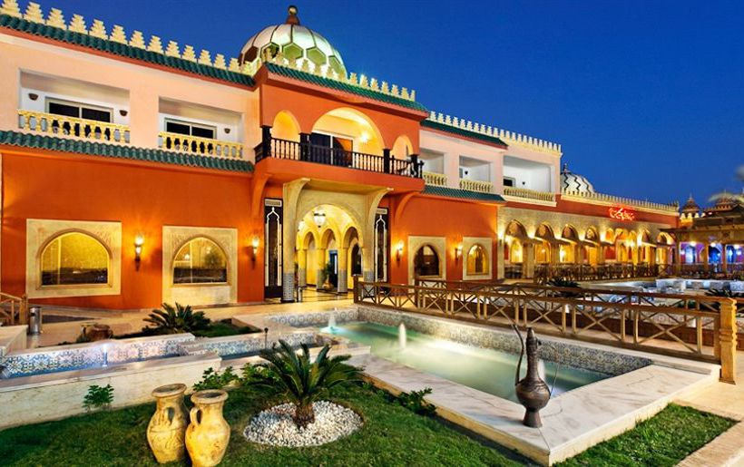 Hôtel Alf Leila Wa Leila Hurghada