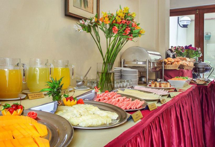 Hôtel Best Western Embajadores Lima