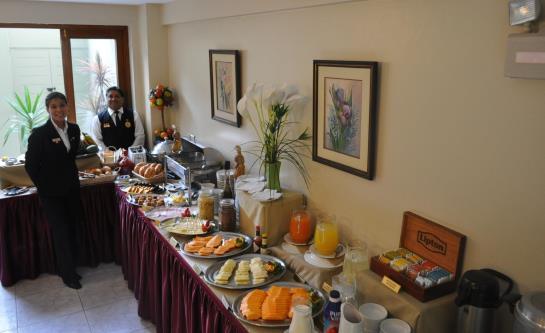 Hotel Best Western Embajadores Lima