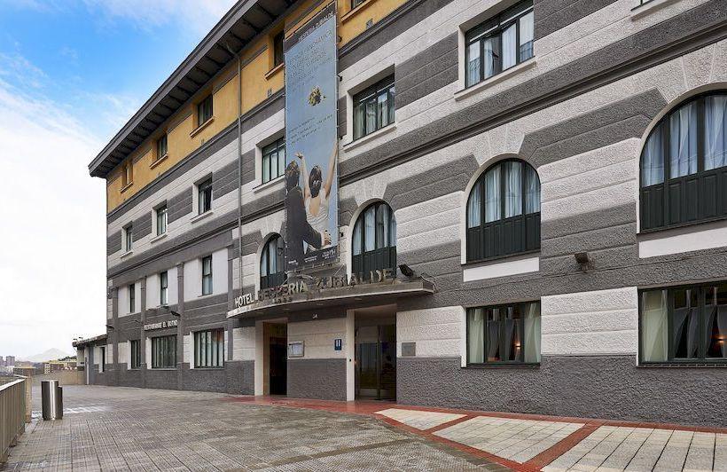 Exterior Hotel Hesperia Zubialde Bilbau